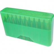 MTM  Slip Top Ammo Boxes Rifle Green 22-7.62 X 39mm 20