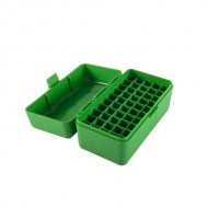 MTM  Ammo Boxes Rifle Green 220 Swift-338 Federal 50