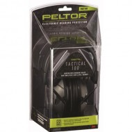 PELTOR TACTICAL 100 ELECTRONIC EARMUFFS  Peltor-Tactical 100 Electronic Muffs