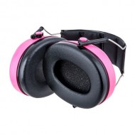 PELTOR JUNIOR EARMUFFS  Junior Earmuffs-Pink