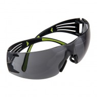 PELTOR SECUREFIT SHOOTING GLASSES  Gray SecureFit Shooting Glasses Black