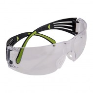 PELTOR SECUREFIT SHOOTING GLASSES  Clear SecureFit Shooting Glasses Black