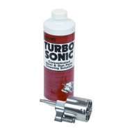 LYMAN TURBO SONIC CLEANING SOLUTIONS AND ACCESSORIES  Gun Parts Cleaning Solution 16oz