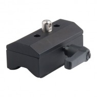 MIM MANUFACTURING ROTAPOD  Swivel Stud Harris Bipod Adapter