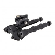 ACCU-TAC BR-4 BOLT ACTION RIFLE BI-POD  BR-4 Bolt Action Rifle Quick Detach