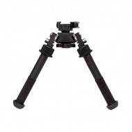 ACCU-SHOT ATLAS BIPOD PICATINNY MOUNT  V8 Bipod Quick Detach Picatinny Matte Black