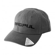 MAGPUL CORE COVER WORDMARK STRETCHFIT CAP  Core Cover Wordmark Stretchfit Grey S/M