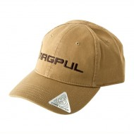 MAGPUL CORE COVER WORDMARK STRETCHFIT CAP  Core Cover Word Stretchfit Khaki S/M