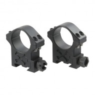 TALLEY TACTICAL SCOPE RINGS  30mm High Matte Black Tactical Rings