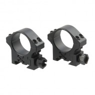 TALLEY TACTICAL SCOPE RINGS  30mm Low Matte Black Tactical Rings