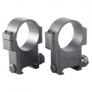 TPS PRODUCTS, LLC. HRT PICATINNY/WEAVER SCOPE RINGS  HRT Steel Rings 30mm High