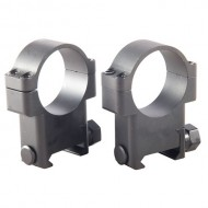 TPS PRODUCTS, LLC. HRT PICATINNY/WEAVER SCOPE RINGS  HRT Aluminum Rings 30mm High