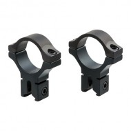 BKL TECHNOLOGIES BKL Tech 300 Series 30mm Scope Rings  30mm Dovetail Rings, Black