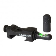 US OPTICS, INC AR-15/M16 RAIL MOUNTED FIXED BUBBLE LEVEL  Rail Mounted Fixed Bubble Level