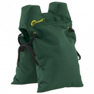 CALDWELL SHOOTING SUPPLIES DEADSHOT SHOOTING BAGS  Filled DeadShot Boxed Combo Front & Rear Bag